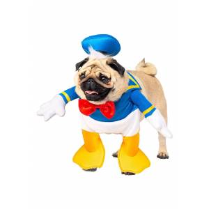 Rubies Costume Co. Inc Donald Duck Costume for Dogs  - Blue/White/Yellow - Size: Large