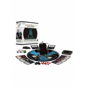 USAopoly Death Eaters Rising Harry Potter Card/Dice Game  - Black/Blue/White - Size: One Size