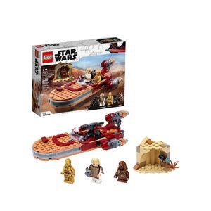 Lego Star Wars LEGO Luke Skywalker's Landspeeder Building Set  - Brown/Beige - Size: One Size