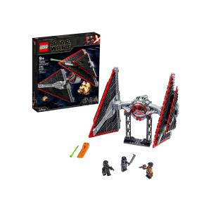 Lego Star Wars Sith TIE Fighter Building Set  - Black/Gray/Red - Size: One Size