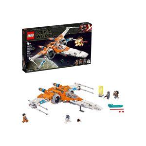 Lego Star Wars LEGO Poe Dameron's X-Wing Fighter Building Set  - Brown/Orange - Size: One Size