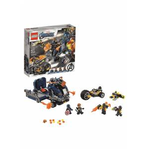 Lego Avengers LEGO Super Heroes Truck Take-Down  - Blue/Gray - Size: One Size