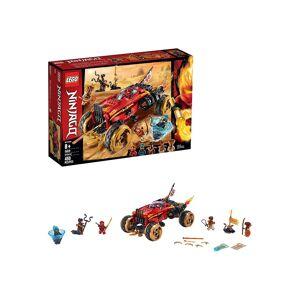 Lego Ninjago Katana 4x4 Vehicle  - Black/Orange/Red - Size: One Size
