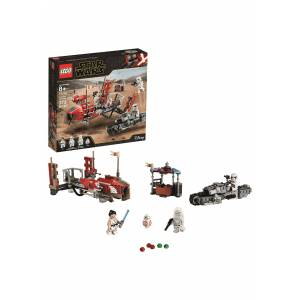 Lego Star Wars LEGO Pasaana Speeder Chase  - Gray/Red - Size: One Size