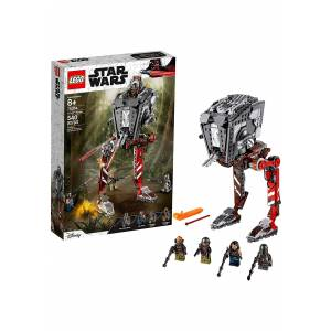 Lego Star Wars LEGO AT-ST Raider Building Set  - Yellow/Gray/Red - Size: One Size