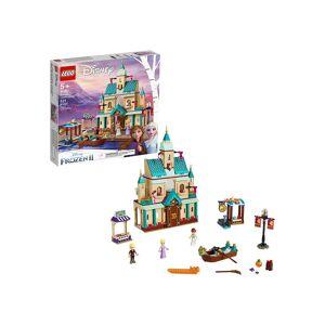 Lego Frozen 2 LEGO Arendelle Castle Village Building Set  - Brown/Yellow/Blue - Size: One Size