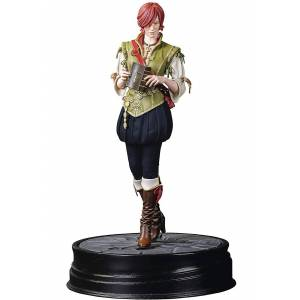 Dark Horse Wild Hunt Shani The Witcher 3 Statue  - Black/Brown/Green - Size: One Size