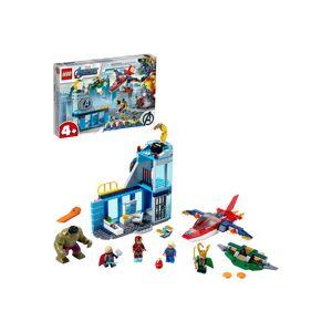 Lego Avengers Wrath of Loki Building Set  - Green/Blue/Red - Size: One Size