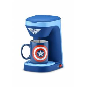 Select Brands Captain America One Cup Coffee Machine