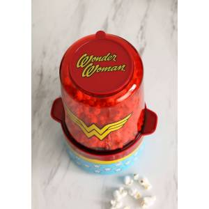Select Brands DC Wonder Woman Mini Stir Popper  - Blue/Red - Size: One Size