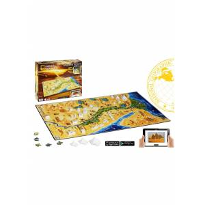 4D Cityscape Ancient Egypt National Geographic 3D Puzzle