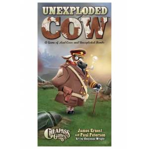 Alliance Unexploded Cow Deluxe Edition Card Game