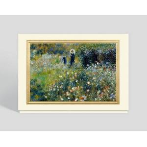 Gallery Collection Summer Landscape, 1875 Greeting Card - Greeting Cards