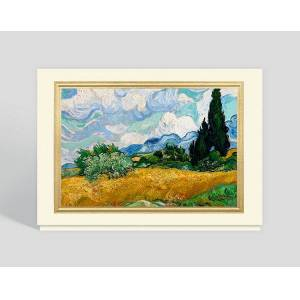 Gallery Collection Summer Landscape Greeting Card - Greeting Cards