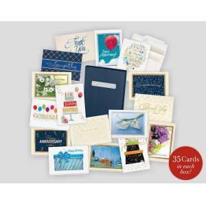 Gallery Collection All-Occasion Card Assortment Box 1 - Greeting Cards