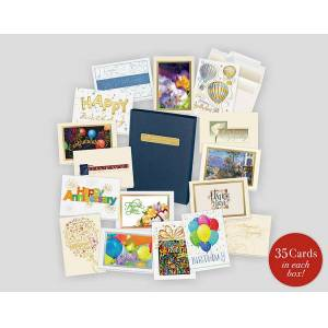Gallery Collection All-Occasion Card Assortment Box 2 - Greeting Cards