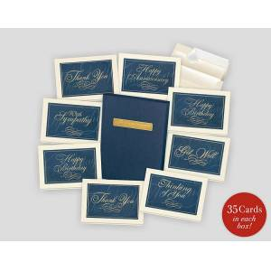 Gallery Collection Elegant All-Occasion Card Assortment - Greeting Cards