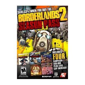 Aspyr Media, Inc. Borderlands 2 Season Pass (Mac & Linux)