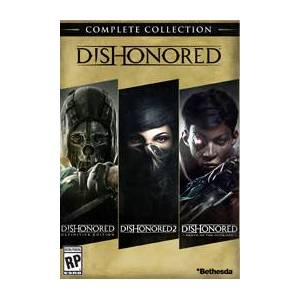 Bethesda Softworks® Dishonored: Complete Collection