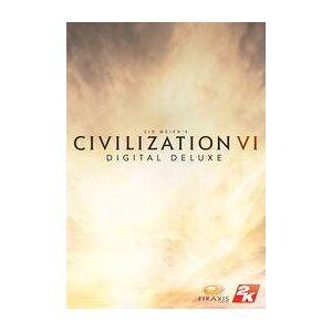 TAKE-TWO INTERACTIVE Sid Meier's Civilization® VI - Digital Deluxe Edition