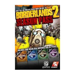 TAKE-TWO INTERACTIVE Borderlands 2: Season Pass