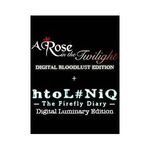 NIS America A Rose in the Twilight / htol#NiQ: The Firefly Diary Digital Limited Edition