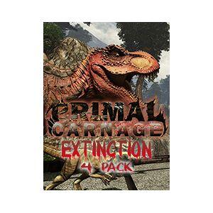 Circle 5 Studios Primal Carnage: Extinction 4-pack