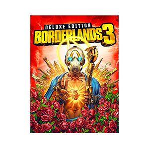 2K Games Borderlands 3 Deluxe Edition