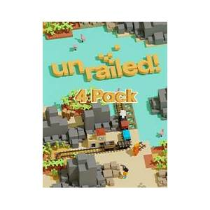 Daedalic Unrailed! - 4 Pack