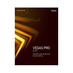 MAGIX Software VEGAS Pro 16 Edit