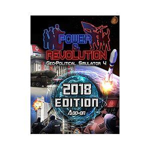 Eversim 2018 Edition Add-on - Power & Revolution DLC