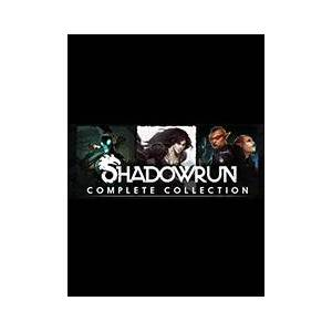 Paradox Shadowrun Complete Collection