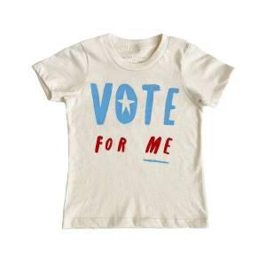 Happiest Baby VOTE Collection: Oliver Jeffers for Happiest Baby x PiccoliNY