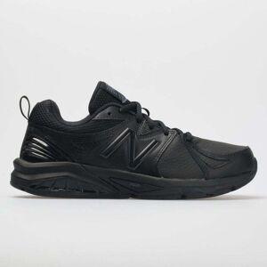 New Balance 857v2 Men's Training Shoes Black/Black Size 10.5 Width EE - Wide
