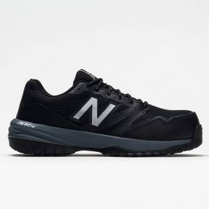 New Balance 589v1 Men's Training Shoes Black/Grey Size 8.5 Width EE - Wide