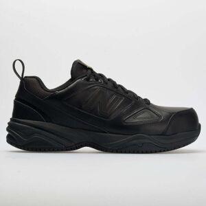 New Balance 627v2 Men's Training Shoes Black/Black Size 8 Width EE - Wide