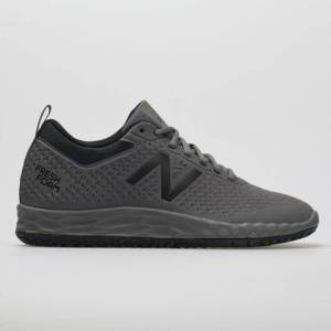 New Balance 806v1 Men's Training Shoes Gray/Black Size 10 Width 4E - Extra Wide