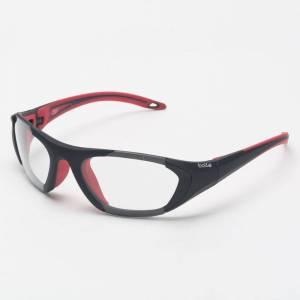 Bolle Field Eyeguards Black/Red Eyeguards