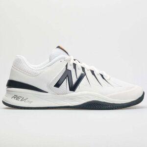 New Balance 1006 Men's Tennis Shoes White/Black Size 11 Width 4E - Extra Wide