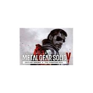 Kinguin Metal Gear Solid V The Definitive Experience Steam Gift