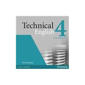 Pearson Education ESL Technical English 4 Course Book CD