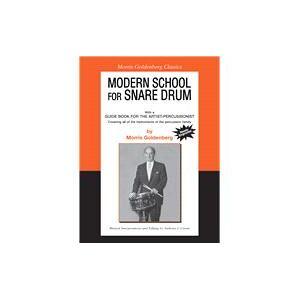 Schaum Pubns Modern School for Snare Drum