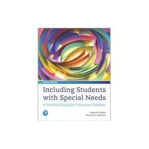Pearson MyLab Education with Pearson eText -- Access Card -- for Including Students with Special Needs A Practical Guide for Classroom Teachers