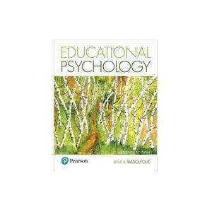 Pearson MyLab Education with Pearson eText -- Access Card -- for Educational Psychology