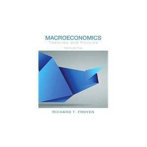 Pearson Macroeconomics Theories and Policies