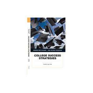 Pearson College Success Strategies