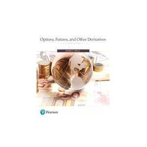 Pearson Options, Futures, and Other Derivatives