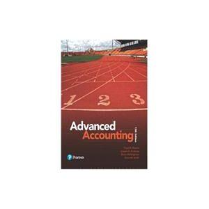 PEARSON Advanced Accounting
