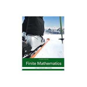 PEARSON Finite Mathematics