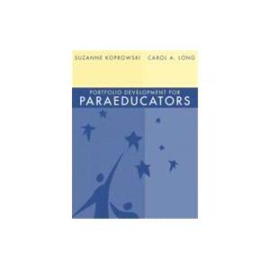 Pearson Portfolio Development for Paraeducators